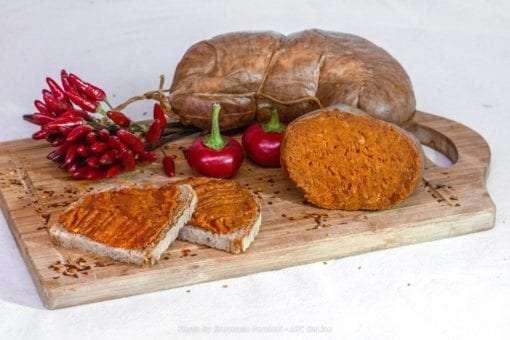 nduja salame piccante